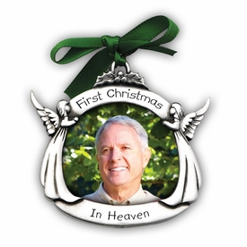 First Christmas In Heaven - Memorial Ornament
