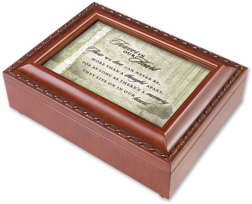 Remembrance Music Box - Forever In Our Heart