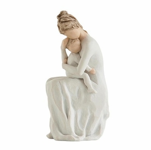I Carry You In My Heart - Baby Loss Figurine