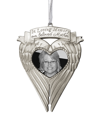 In Loving Memory Mother Ornament