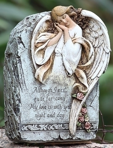 In Memory Garden Angel