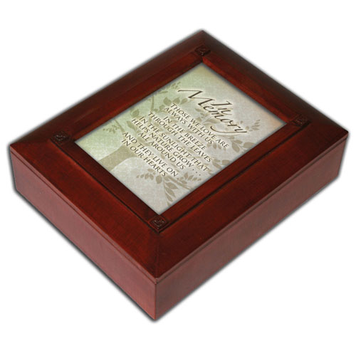 In Memory Keepsake Box