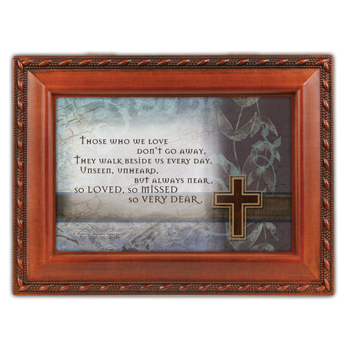Keepsake Memorial Music Box - Those We Love