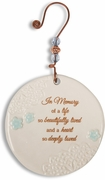 Life So Beautifully Lived - Remembrance Ornament
