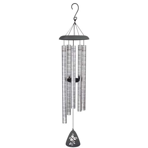 Loss Of Mother Sympathy Wind Chimes Engravable