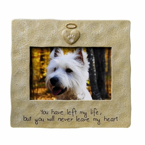Loss of Pet Memorial Frame