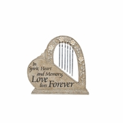 Luminous Sympathy Wind Chime - Love Lives Forever