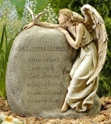 Memorial Angel - In Loving Memory