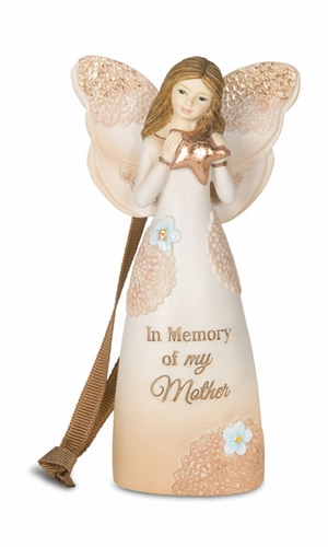 Memorial Angel - In Memory of My Mother