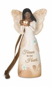 Memorial Angel Ornament � Forever in our Hearts