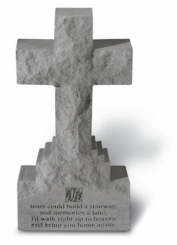 Memorial Cross - If Tears Could Build