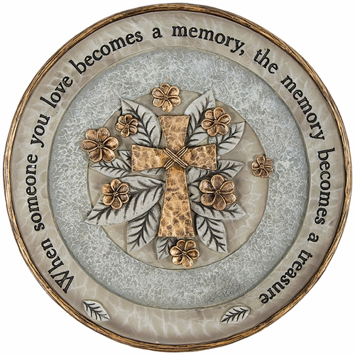 Memorial Garden Stone - Treasured Memory
