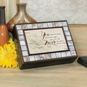 Memorial Music Box - Never Gone From Our Hearts - Engravable