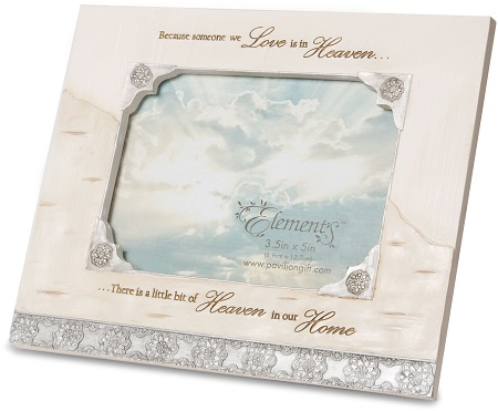 Memorial Picture Frame – Heaven In Our Home