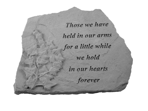 Memorial Stone - In Our Hearts Forever