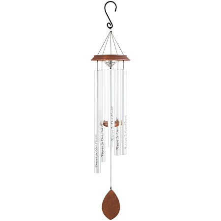 Memorial Urn Wind Chime - Personalization Option