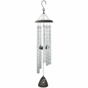 Sympathy Wind Chimes Heavenly Bells - Engravable