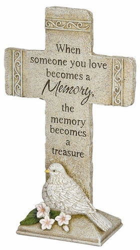 Memory Peace Cross Sympathy Gift