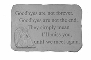 Memory Stone - Goodbyes Are Not Forever