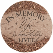 Memory Stone � Life So Beautifully Lived