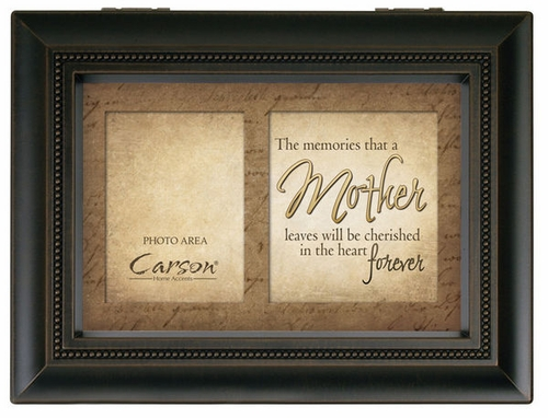 Mother Remembrance Music Box - Engraving Option