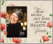 Personalized In Memory Frame - Touch Lives