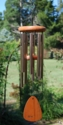 Personalized Memorial Wind Chime - Beautiful Soul