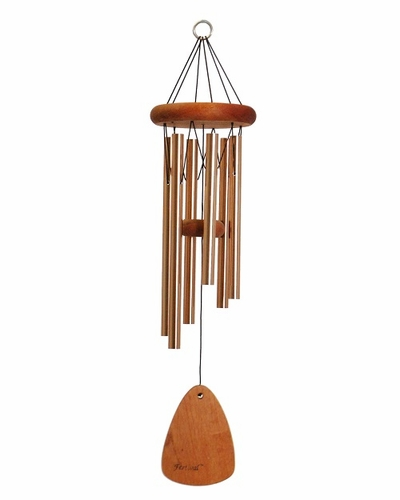 Personalized Memorial Wind Chime - Gone, Yet Not Forgotten