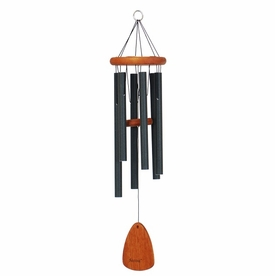 Personalized Memorial Wind Chime - In Memory Of