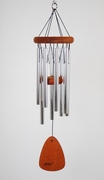 Personalized Memorial Wind Chime - Music of Breezes