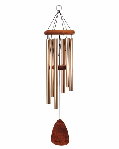 Personalized Memorial Wind Chimes - Heaven's Door