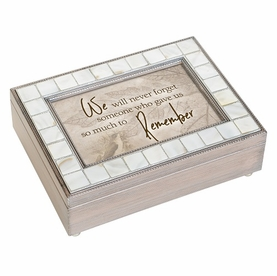 Memory Boxes And Memorial Music Boxes Heart To Heart Sympathy Gifts