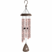 Personalized Sympathy Wind Chimes - Memories