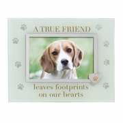 Pet Loss Memorial Frame - True Friend