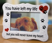 Pet Memorial Remembrance Frame