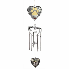 Pet Remembrance Wind Chimes