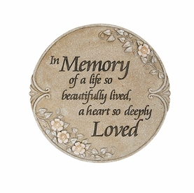 Remembrance Stone - A Life So Beautifully Lived