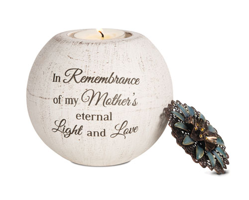 Sympathy Candle - Loss of Mother