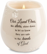 Sympathy Gift Candle � Loved Ones