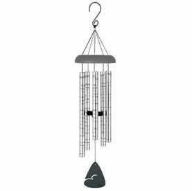 Sympathy Wind Chime - Angels Arms - Engravable