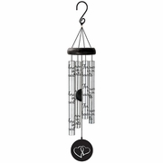 Sympathy Wind Chime - Forever In Our Hearts