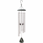 Sympathy Wind Chimes - With The Angels - Engravable