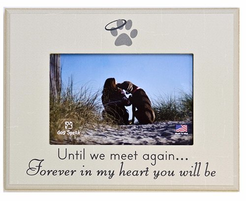 Until We Meet Again-Loss of Pet Frame