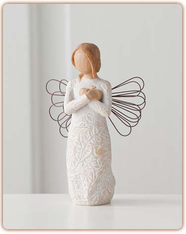 Willow Tree Remembrance Angel Memories Hold Each One