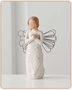 Willow Tree Remembrance Angel - Memories...Hold Each One Safely