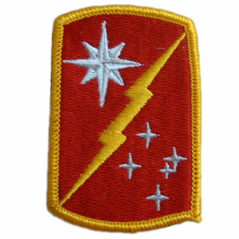 45th Sustainment Brigade Patch