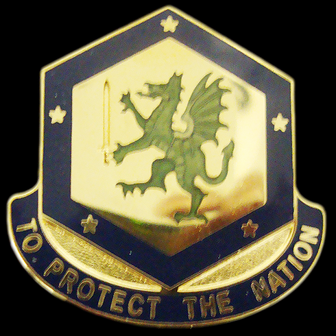 "48th Chemical Brigade  ""To Protect the Nation"""