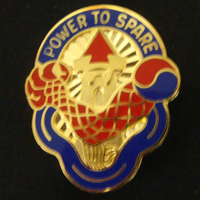 "59th Ordnance ""Power to Spare"""