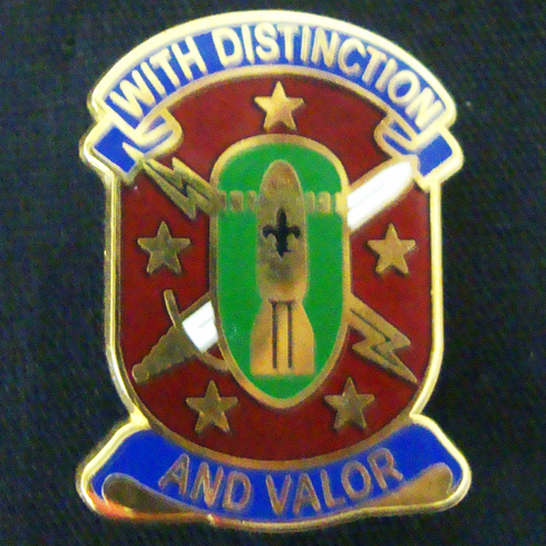 """71st Ordnance """"With Distinction and Valor"""""""