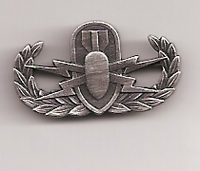 Badge-Basic Miniature Oxidized